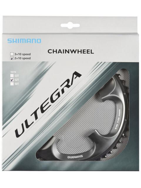 Shimano Ultegra FC-6700 - Plateau - 10 vitesses B gris